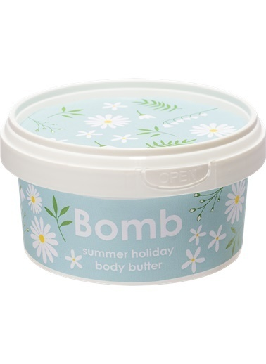 Bomb Cosmetics Summer Holiday Body Butter 160ml Renksiz